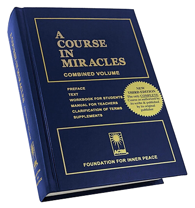 A Course in Miracles (ACIM) Book